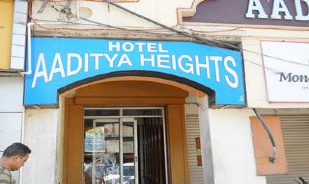 Hotel Aaditya Heights