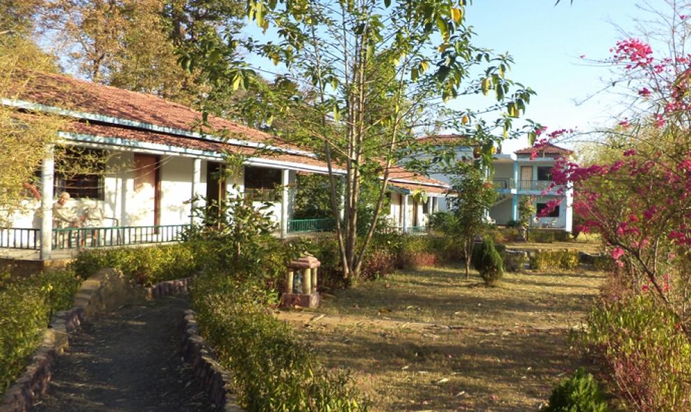 HOTEL KANHA RESORT
