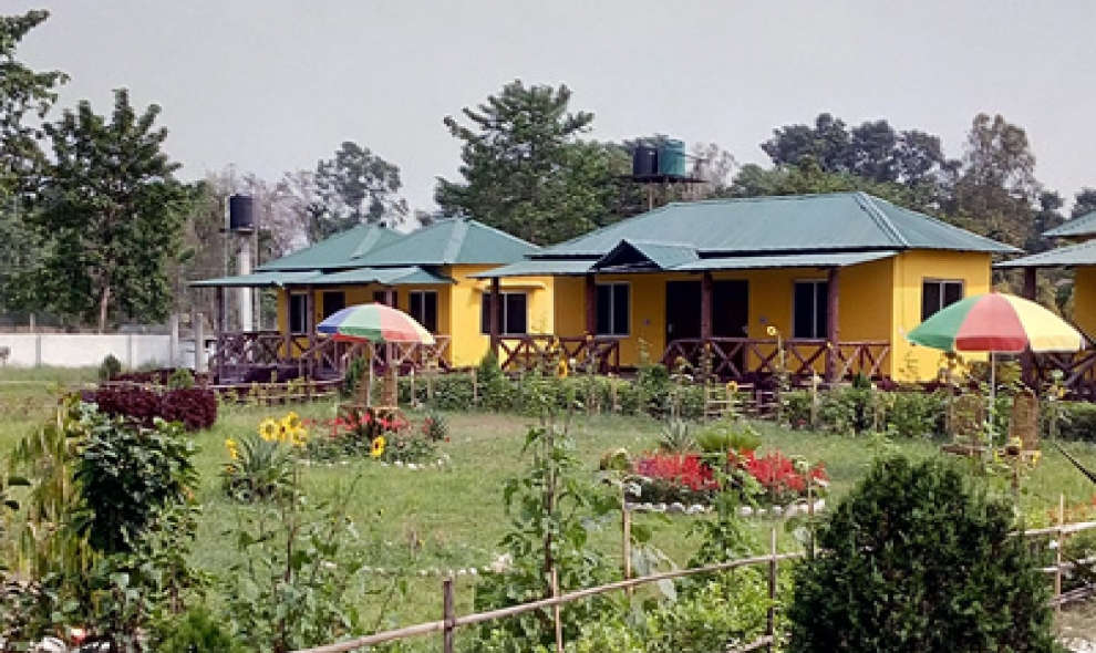 Resort Dooars Residency