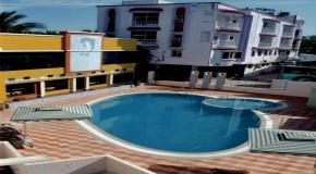 HOTEL CIDADE DE DIU.