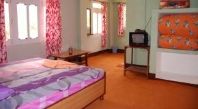 Hotel Mehak Resort.