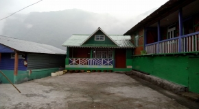 Salina Home stay.